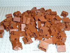 LEGO® 100 Ziegel Dachsteine invers braun reddish 33° 2x2 3660 Star Wars NEUWARE