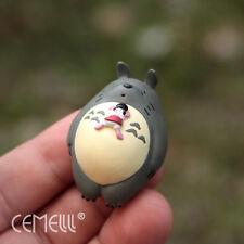 Studio Ghibli Mei Lying On My Neighbor Totoro Resin Figure Micro Landscape Doll