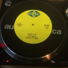 "7""  VINYL RECORD SLIPMAT BLUE CAT THE PIONEERS  REGGAE  SKA  LP"
