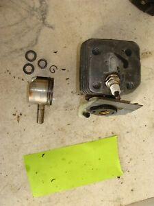 CRAFTSMAN gas chainsaw chain saw S205 cylinder piston rings 46cc original NICE