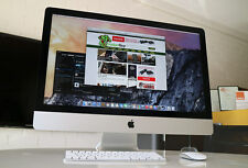 *MAGNIFICENT* 2013 Apple iMac 27 CORE-i5 16GB-RAM 1TB-HD + FREEBIE$ + *WARRANTY*