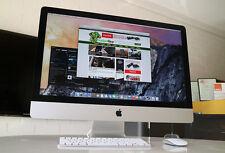 *MAGNIFICENT* 2013 Apple iMac 27 CORE-i5 16GB-RAM 1TB-HD + FREEBIE$ + *WARRANTY*
