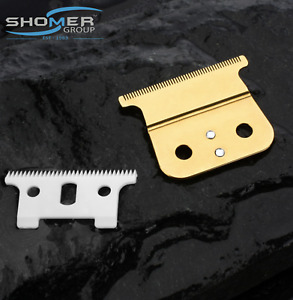 Replacement Blade For Andis GXT T Outliner Gold Titanium Blade & Ceramic Cutter