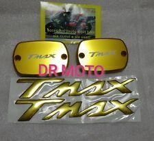 MISURATORE TEMPERATURA OLIO ARGENTO FONDO NERO PER YAMAHA TMAX T MAX 530 2014