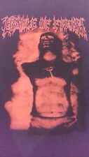 Cradle of Filth Red Man Vintage Tour T Shirt 2000s L Rare