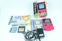 Nintendo CGB-001 Game Boy Color Console-Tested GBC japan