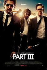 Hangover 3 Movie Poster 24inx36in Poster