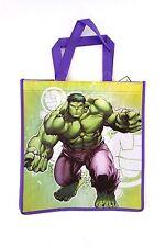 "Marvel Comics Incredible Hulk Graphic Grocery Tote Shopping Bag 13.25"" x 12.75"""