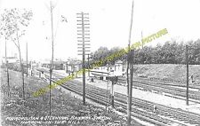 Harrow-on-the-Hill Railway Station Photo. Wembley to Pinner & Ruislip Lines. (4)