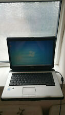 "Toshiba Satellite L300 Laptop Notebook 15.4"" 2GB 80GB Windows 7 Office and Bag"