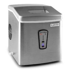 Eiswürfelmaschine Eiswürfelbereiter Icemaker bar Gastro Party 180w 15kg/tag