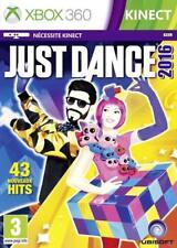 JUST DANCE 2016 16 NUEVO PRECINTADO EN CASTELLANO XBOX 360