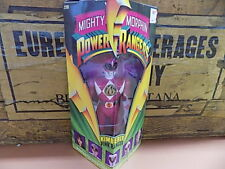 "New Mighty Morphin Power Rangers Pink Ranger Kimberly 8"" Inch Bandai 1993"