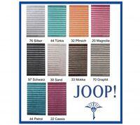 B_ JOOP! 1610 CLASSIC STRIPES HANDTUCH HANDTÜCHER DUSCHTUCH SAUNATUCH GÄSTETUCH