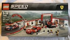 LEGO Speed Champions - Ferrari Ultimate Garage (75889) Building Kit * NEW *