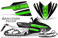 ARCTIC CAT M CROSSFIRE SNOWMOBILE SLED GRAPHICS KIT WRAP CREATORX CANFLYER GB