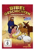 Bibel Geschichten -Weihnachtsedition DVD (*NEU*)