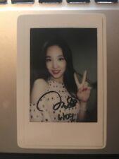 Twice Nayeon Pop-Up Store Polaroid (US SELLER)