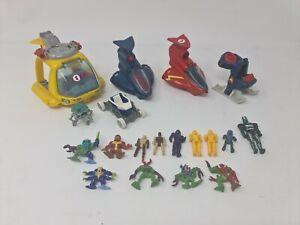 Manta Force Bundle & Extra Unknow Figures