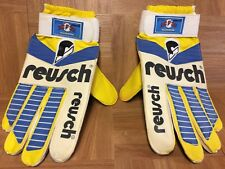 Vintage🔥 Reusch Toni Schumacher Goalkeeper Gloves Made In Western Germany 10
