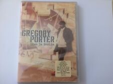 GREGORY PORTER - LIVE IN BERLIN - NEW DVD
