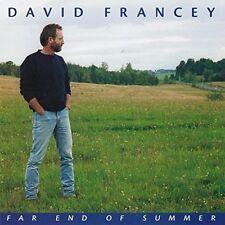 David Francey - Far End Of Summer [New CD]