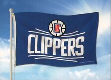 Los Angeles LA Clippers 3X5 Indoor Outdoor Banner Flag w/grommets for hanging