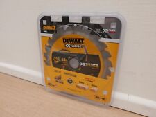 DEWALT EXTREME RUNTIME  DT99568 216MM X 30MM BORE 24T TCT SAW BLADE DCS777