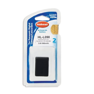 Hahnel HL-L090 Replacement Li-ion Battery for Panasonic VW-VBL090