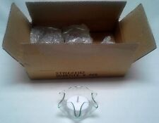 Dainty Glass Tealight Holders with FREE tealights PKG of 6