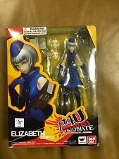 BANDAI D-Arts Persona 4 The ULTIMATE in MAYONAKA ARENA Elizabeth Action Figure