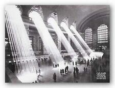 ART PRINT Grand Central Station 1934 by Kurt Hulton