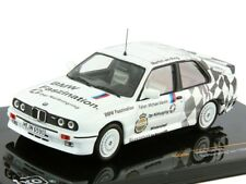 BMW M3 E30 NURBURGRING TAXI 1990 MICHAEL MARTINI IXO CLC234 1/43 FASZINATION