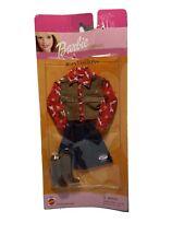 1999 Barbie Doll ~ Jean Fashions ~ Mattel Fashion Packs - #68084