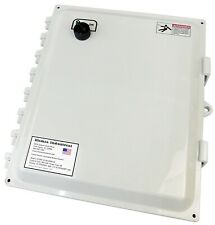Elimia Air Compressor Pump Motor Starter 230v Coil 22 32 Amp Nema 4x 5 Hp 1 Ph