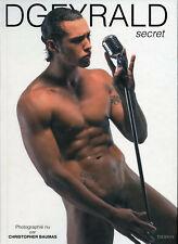 """Livre DGEYRALD """"Secret"""" ,146 pages de photos très intimes, format 21,5 X 30,5 cm"""