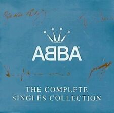 Abba Complete singles collection (33 tracks, 1999) [2 CD]