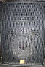 JBL SR 4726X and SR4718X speaker package