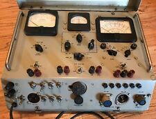 US Navy Meter Unit MK56 Test Set Power Supply Panel Working Union Electric MK272