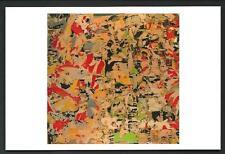 Mimmo Rotella : Con garbo , 1961 - cartolina edizione Skira