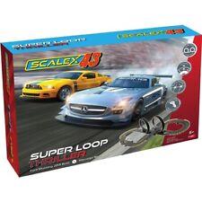 Scalextrictric43 Super Loop Thriller Slot Car Set - 71-f1001
