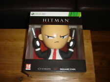 Hitman Absolution - Collectors Edition with Vinyl Statue/Figure - Xbox 360 Rare
