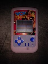 WCW Handheld Game Micro Games of America World Championship Wrestling Rare