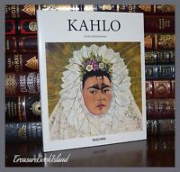 Frida Kahlo Life & Work by Andrea Kettenmann New Sealed Illustrated Hardcover
