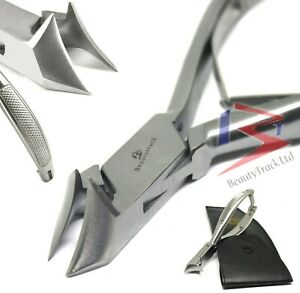 Toe Nail Clippers Professional Manicure Tool Heavy Duty Podiatry Cutters Nippers