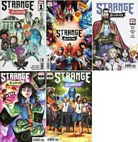 Strange Academy #1 (Main Cover / Variants / JS Campbell / 3rd / NM) MULTI-LIST