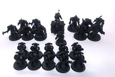 Warhammer 30K 40K night lords Contekar Terminators quad mortar MKV horus heresy