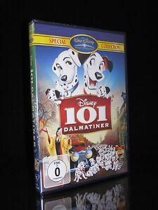 DVD WALT DISNEY - 101 DALMATINER - SPECIAL COLLECTION - TRICKFILM - ZEICHENTRICK