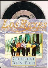 LOS REYES - chibili ben ben (PWL REMIX) CD SINGLE 3TR 1992 HOLLAND RARE!!