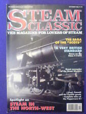 STEAM CLASSIC - NORTH WEST - October 1992 #31